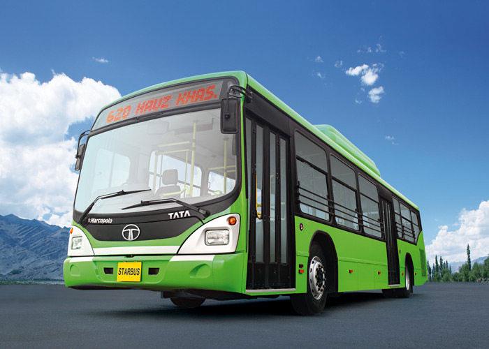 TATA Buses